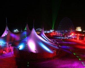 Kazantip Республика Каzантип фестиваль рейв