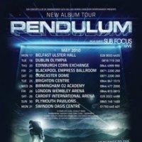 Новый альбом Pendulum