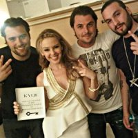 Kylie Minogue и Swedish House Mafia!