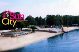 Описание Sun City - пляж, ночной клуб