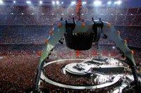 U2 завершили 360 Tour