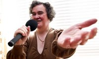Susan Boyle выпустит альбом Someone To Watch Over Me