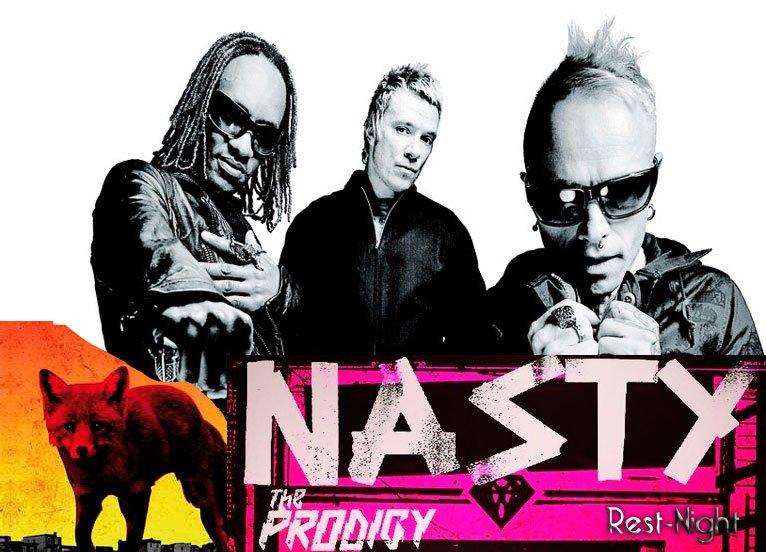 �������� Nasty - ����� ���� The Prodigy