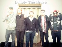 "Lonely The Brave сняли клип ""Backroads"""