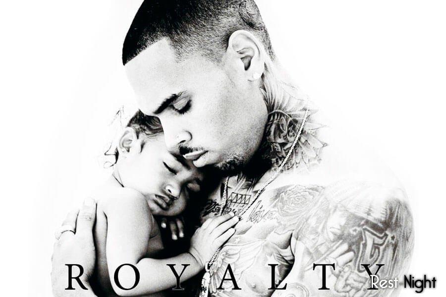 """Новый альбом Криса Брауна — """"Роялти"""""""